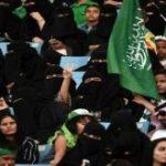 سعودی خواتین کے لیے سٹیڈیم جانے کے راستے کھل گئے