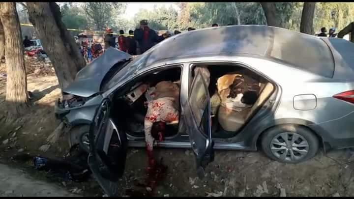 دیرینہ دشمنی کا شاخسانہ ، مسلح مخالفین کی شدید فائرنگ سے دوحقیقی بھائی جاں بحق